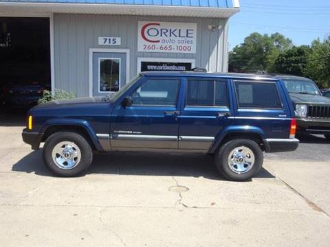 2000 Jeep Cherokee For Sale - Carsforsale.com®