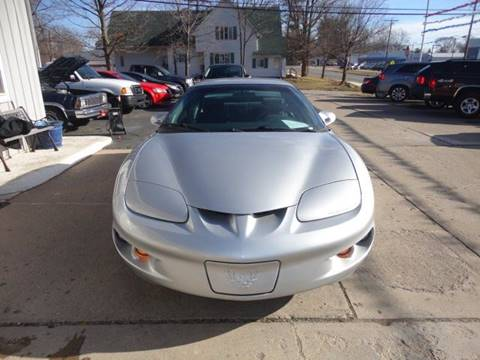 1999 Pontiac Firebird for sale in Angola, IN