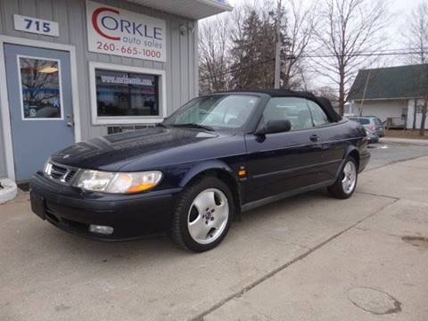 1999 Saab 9-3 for sale in Angola, IN
