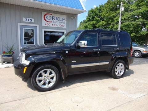 2012 Jeep Liberty for sale in Angola, IN