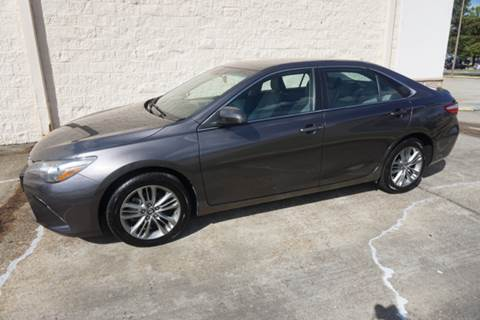 2016 Toyota Camry for sale in Baton Rouge, LA