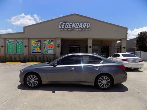 Infiniti Of Baton Rouge >> Legendary Import Group - Used Cars - Baton Rouge LA Dealer