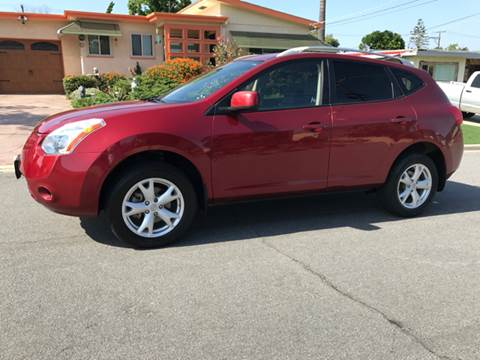 2008 Nissan Rogue for sale in San Diego CA