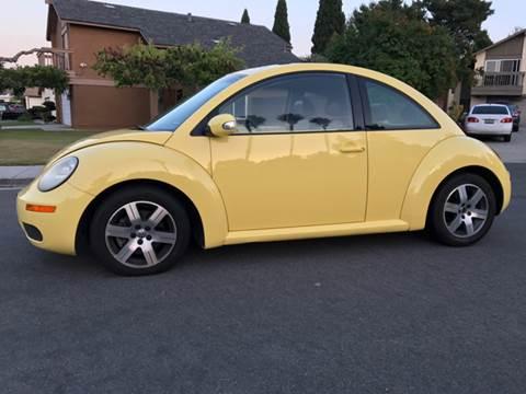 2006 Volkswagen New Beetle for sale in San Diego CA