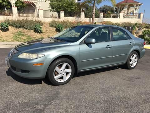 2004 Mazda MAZDA6 for sale in San Diego CA