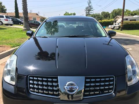 2005 Nissan Maxima for sale in San Diego CA