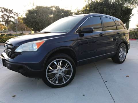 2007 Honda CR-V for sale at CALIFORNIA AUTO GROUP in San Diego CA