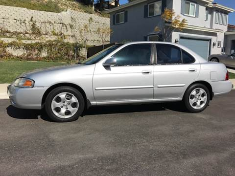 2005 Nissan Sentra for sale at CALIFORNIA AUTO GROUP in San Diego CA