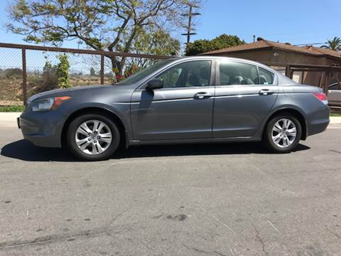 2008 Honda Accord for sale at CALIFORNIA AUTO GROUP in San Diego CA