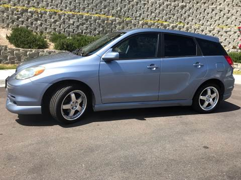 2003 Toyota Matrix for sale in San Diego, CA
