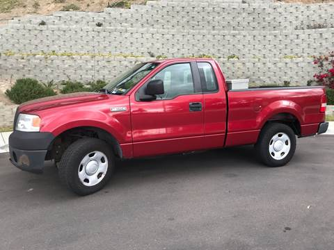 2007 Ford F-150 for sale in San Diego, CA