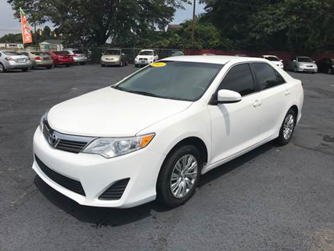 2013 Toyota Camry for sale in Greenville, SC