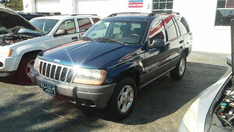 2001 Jeep Grand Cherokee for sale in Kernersville, NC