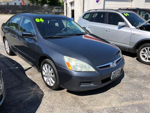 2006 Honda Accord for sale in Kernersville, NC