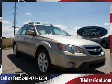 2008 Subaru Outback for sale in Farmington Hills, MI