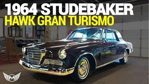 1964 Studebaker Hawk for sale in Toccoa, GA