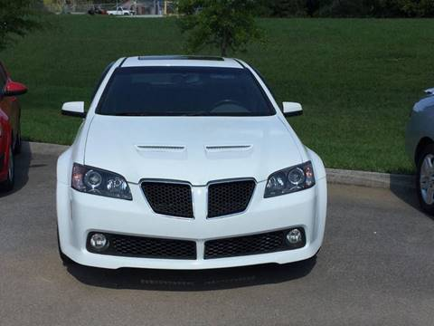 2009 Pontiac G8 for sale in Sevierville, TN