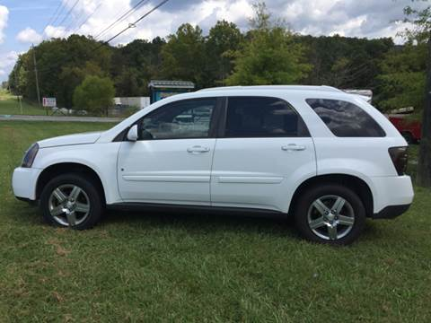 2008 Chevrolet Equinox for sale in Sevierville, TN