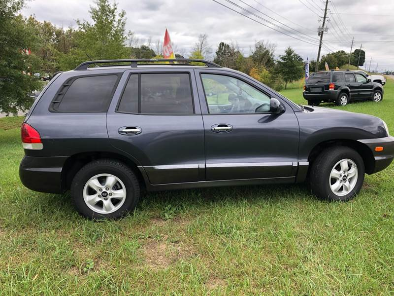 2005 Hyundai Santa Fe For Sale At Autoworks LLC In Sevierville TN