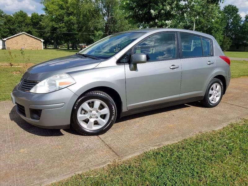 2008 Nissan Versa 18 Sl In Murfreesboro Tn Aman Auto Mart