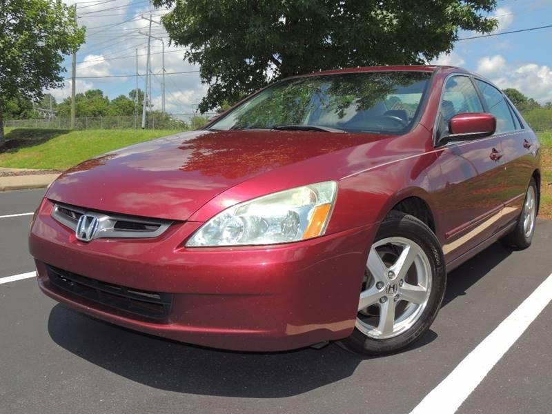 2004 Honda Accord For Sale At Aman Auto Mart In Murfreesboro TN