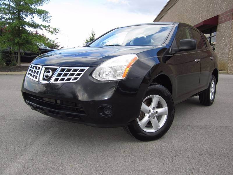 2010 Nissan Rogue For Sale At Aman Auto Mart In Murfreesboro TN