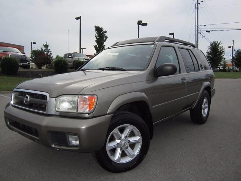 2003 Nissan Pathfinder For Sale At Aman Auto Mart In Murfreesboro TN