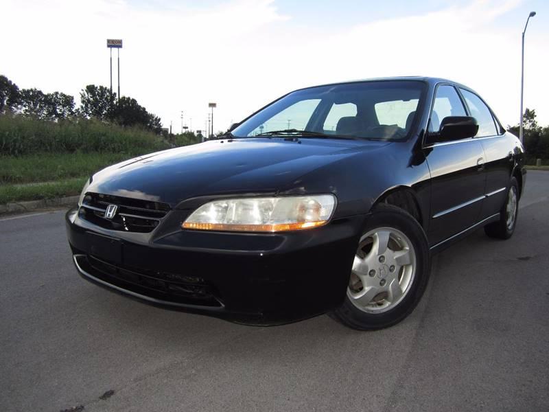 Superior 1999 Honda Accord For Sale At Aman Auto Mart In Murfreesboro TN