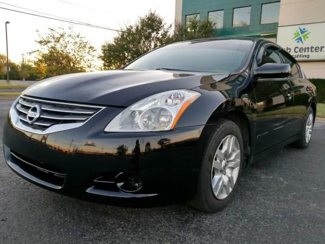 2012 Nissan Altima For Sale >> 2012 Nissan Altima 2 5 S In Murfreesboro Tn Aman Auto Mart