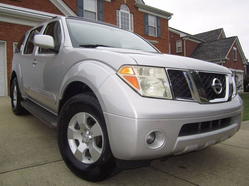 2005 Nissan Pathfinder For Sale At Aman Auto Mart In Murfreesboro TN