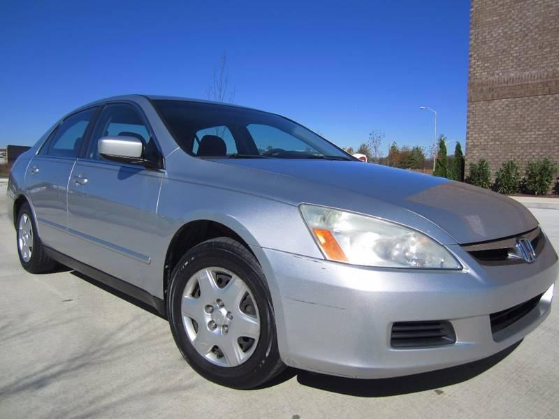 2007 Honda Accord For Sale At Aman Auto Mart In Murfreesboro TN