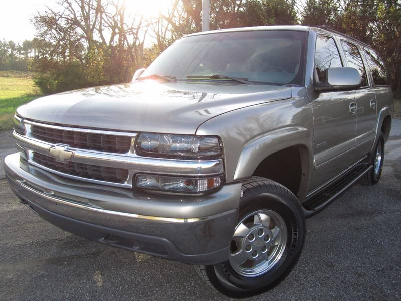 2000 Chevrolet Suburban 1500 Lt In Murfreesboro Tn Aman Auto Mart