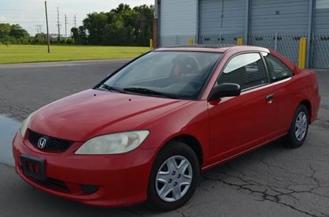 2004 Honda Civic for sale in Murfreesboro, TN