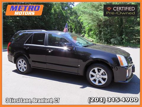 2008 Cadillac SRX for sale in Branford, CT