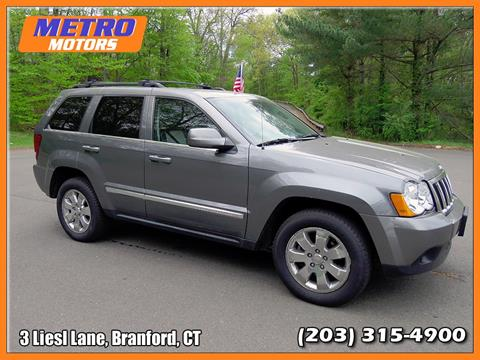 2008 Jeep Grand Cherokee for sale in Branford, CT