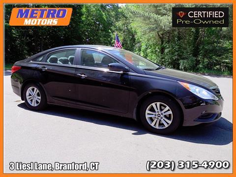 2011 Hyundai Sonata for sale in Branford, CT