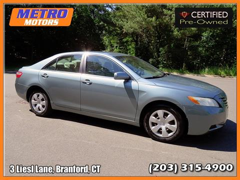 2007 Toyota Camry for sale in Branford, CT