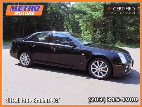 2006 Cadillac STS for sale in Branford, CT