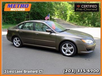 2009 Subaru Legacy for sale in Branford, CT