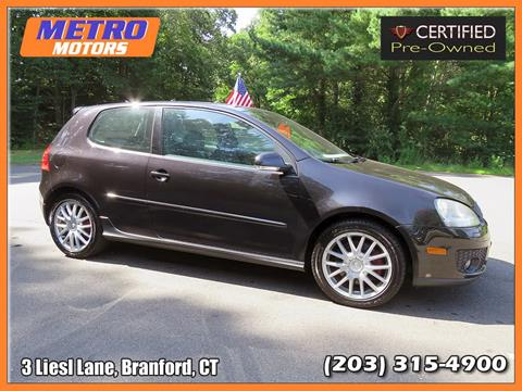 2007 Volkswagen GTI for sale in Branford, CT