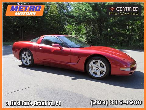 1999 Chevrolet Corvette for sale in Branford, CT