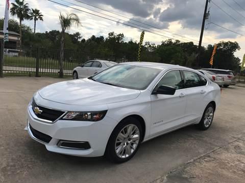 2016 Chevrolet Impala for sale in Houston TX