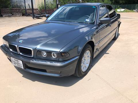 2001 BMW 7 Series for sale in Houston, TX