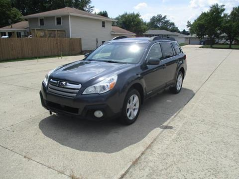 2013 Subaru Outback for sale in Highland, IN