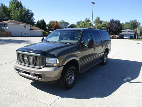 2004 Ford Excursion for sale in Highland, IN