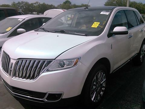 2011 Lincoln MKX for sale in Highland, IN