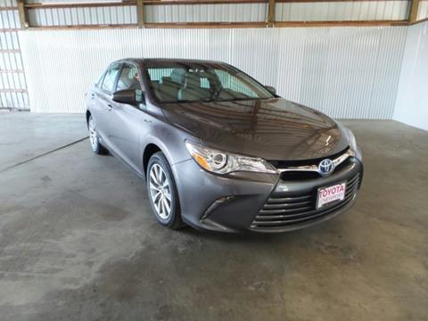 2017 Toyota Camry Hybrid for sale in Newport, OR