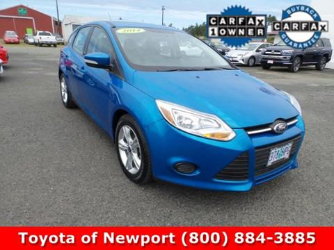 2014 Ford Focus for sale in Newport, OR