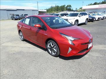 2017 Toyota Prius for sale in Newport, OR