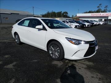 2017 Toyota Camry for sale in Newport, OR